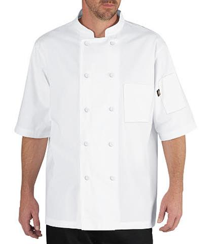 FILIPINA DICKIES CHEF BLANCO 65POL/35ALG DC105WHT 2XL-DICKIES