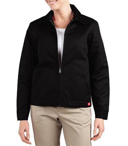 CHAMARRA CASUAL TIPO EISENHOWER BLACK M-DICKIES