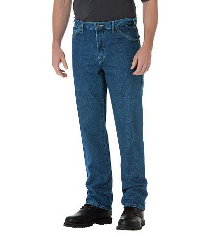 JEAN BASICO STONE WASHED DICKIES 17293SNB 32-DICKIES