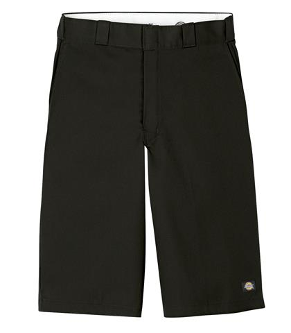 "SHORT 65/35 DICKIES 13"" MULTI-BOLSA NEGRO 40-DICKIES"
