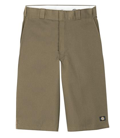 "SHORT 65/35 DICKIES 13"" MULTI-BOLSA KHAKI 33-DICKIES"
